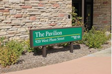 Outdoor Sign - The Pavilion CSU - Fort Collins, CO